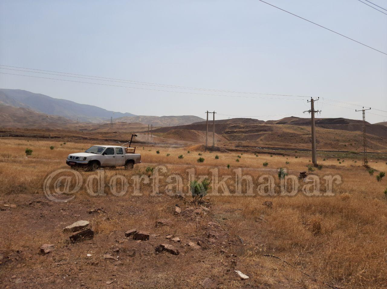 تاکنون ۱۱ هزار هکتار از زمین های شهرستان رودبار کانون یابی شد