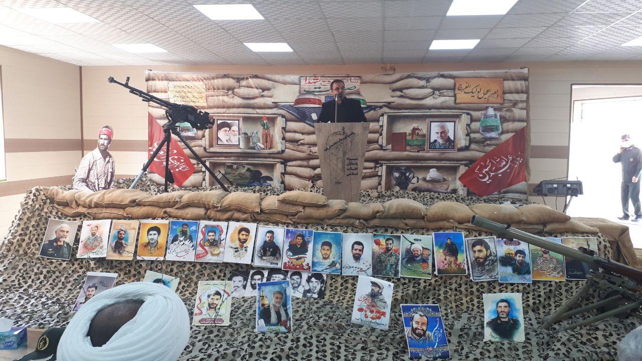 يادواره شهدای كارگر شهرستان رودبار در شرکت سیمان خزر لوشان برگزار شد