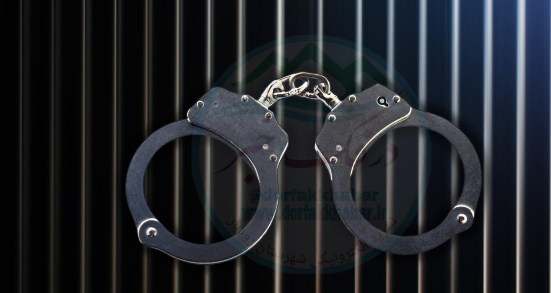 حفاران غیرمجاز در عمارلو دستگیر شدند