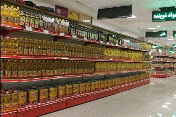 هزار و ۱۵۷ تن روغن در بازار های گیلان توزیع شده است