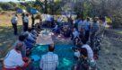 میزخدمت بسیج ادارات رودبار در علی آباد پایین و ییلاق کفترچاک